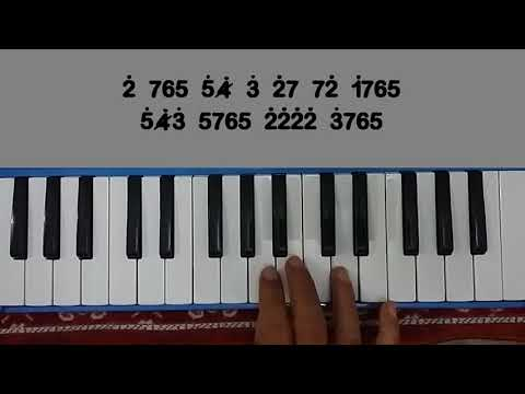 Ed Sheeran - Perfect ( pianika )