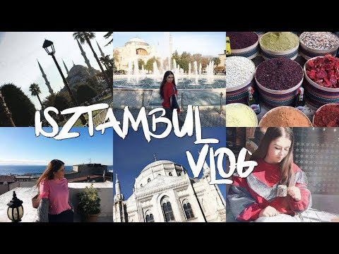 Isztambulban jártam | VLOG