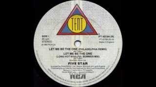 Five Star_Let Me Be The One (Philadelphia Remix)