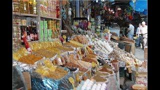 زوجة سورية تكسر التقاليد وتساعد زوجها في البيع بالغوطة الشرقية - موائد رمضان