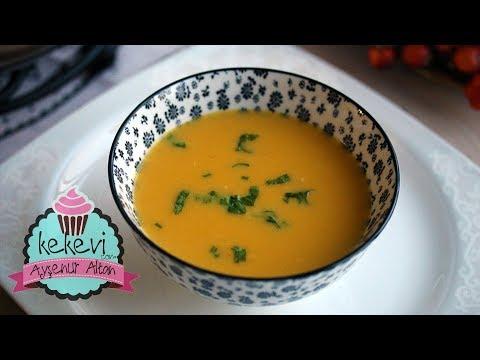 Nefis Baharatlı Balkabağı Çorbası / Farklı Çorba Tarifi Arayanlara