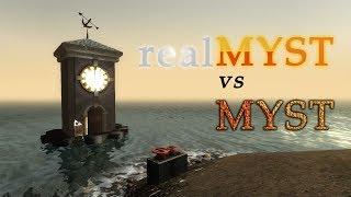 realMyst vs Myst
