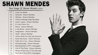 SHAWN MENDES HITS FULL ALBUM 2020 - SHAWN MENDES BEST OF PLAYLIST 2020