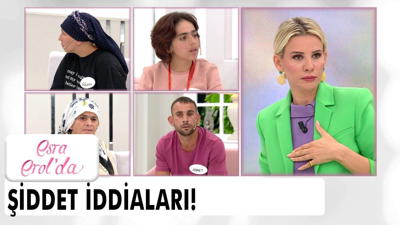 Download Fatma, Ahmet ile ilgili gerçeği ortaya çıkardı! - Esra Erol'da 22 Eylül 2021