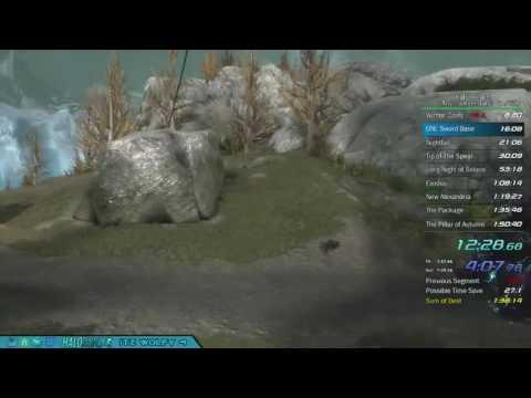 Halo: Reach Legendary Speedrun 1:41:27