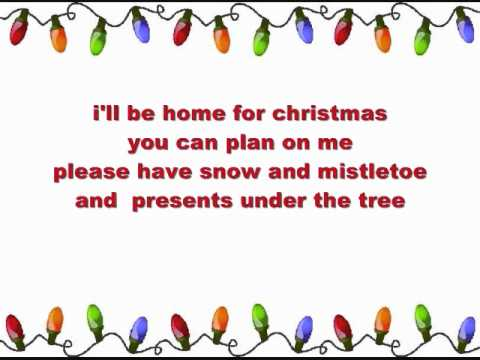 I'll be Home for Christmas - Elvis Presley