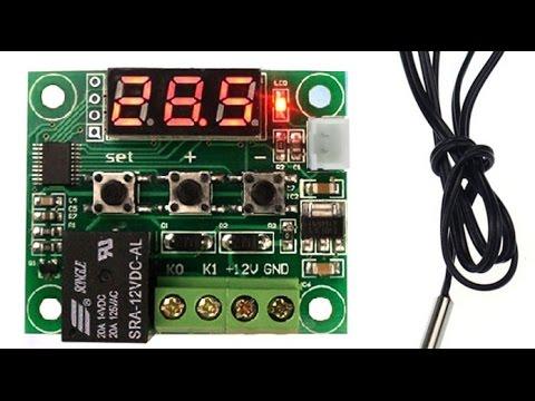 Терморегулятор из Китая для инкубатора обзор