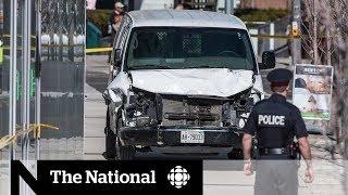 Canada's threat level the same following Toronto van attack