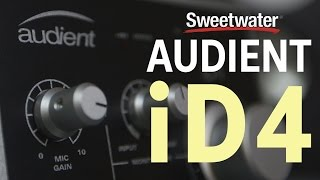 Audient iD4 Audio Interface Review