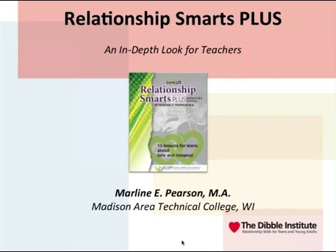 Part 2 of An In-Depth Look at Relationship Smarts Plus