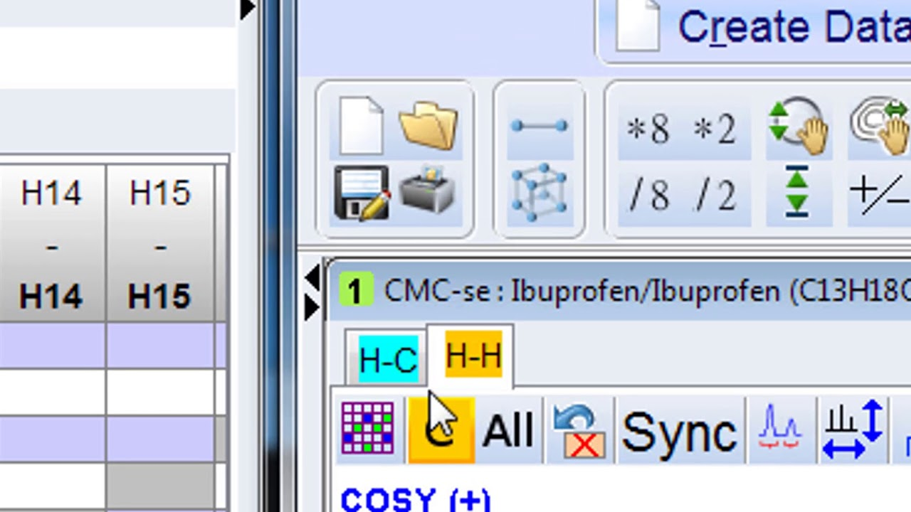 """Structure Elucidation by Using """"CMC-se"""""""