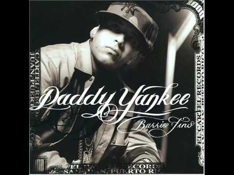 Daddy Yankee - 23 Lo Que Paso Paso (Bachata Remix) - Letra - Barrio Fino Special Edition - 2004
