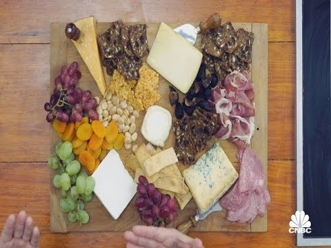 In The Kitchen With Antonia Lofaso: Perfect Cheese Board
