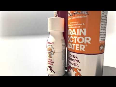 Brain Doctor Water TV Commercial