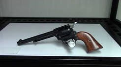 Heritage Arms Rough Rider .22 LR Pistol 6 Shooter