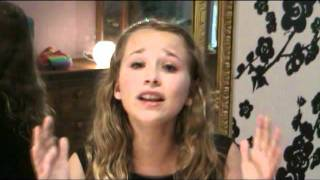 AMAZING 10 YEAR OLD SINGER! A MUST SEE.