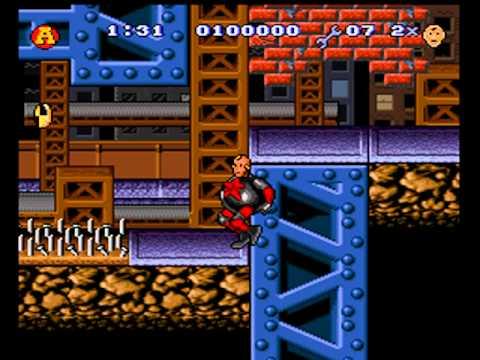Incredible Crash Dummies Fullplay (SNES)