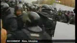 Kiev - Ukraine - EuroNews - No Comment