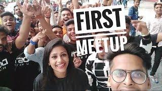 First Meet Up || Crazy Fans || Love U All - Kaminey Frendzz
