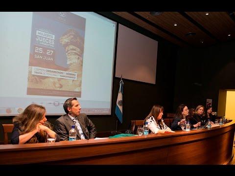 XXIII Encuentro Nacional de Mujeres Jueces de Argentina. Panel III