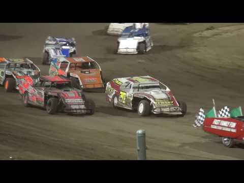 IMCA Modified feature Independence Motor Speedway 4/28/18