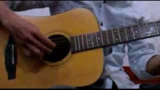 Con đường màu xanh[ guitar aucoustic]