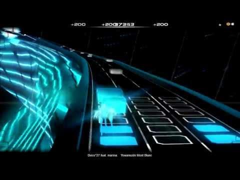 DECO*27 feat.  marina - Yowamushi Mont Blanc [Audiosurf]
