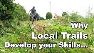 Your Local Trails will make You a Better Mountain Biker | RMTB Episode 1