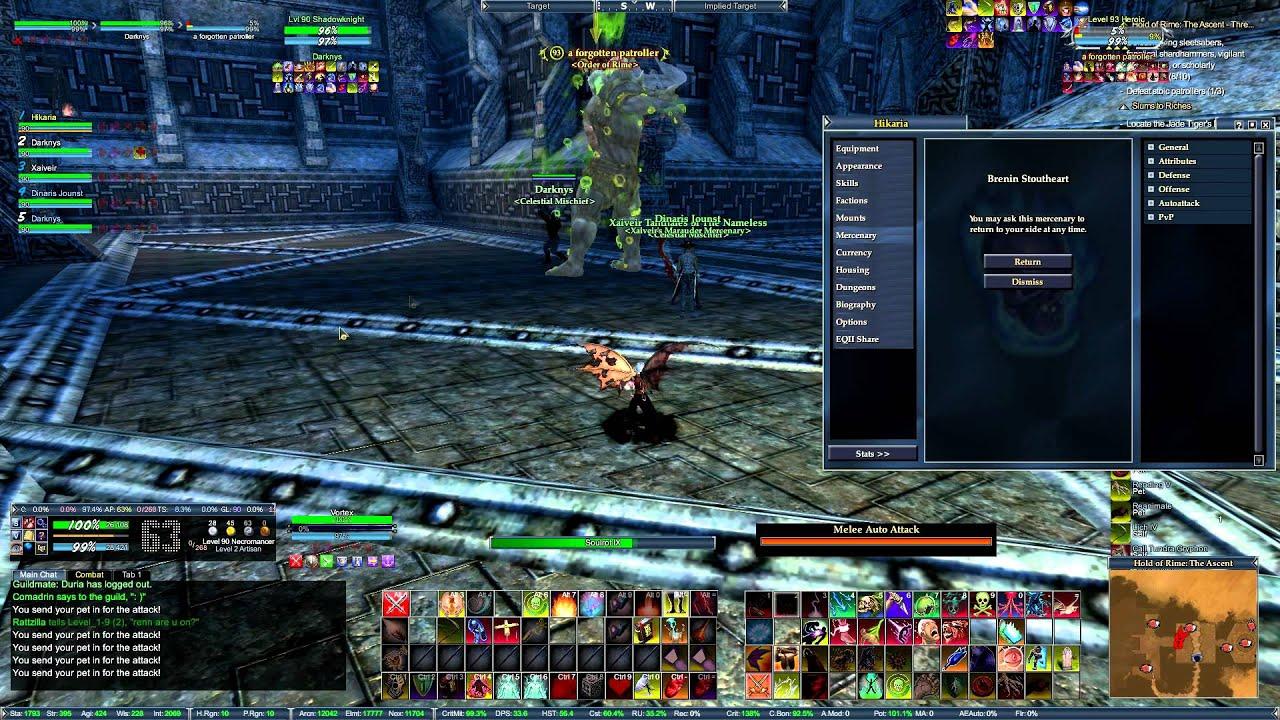 Everquest 2 mercenaries free to play