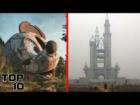 Top 10 Abandoned Disney Projects