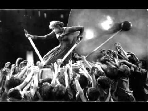 Musique Film - Metropolis 1927 ( Fritz Lang ).participation Diamant Noir