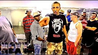 Kaine Sosa vs D Chain - Hosted by Jay Scott (R.I.P) - Rap Battle - Las Vegas vs Las Vegas