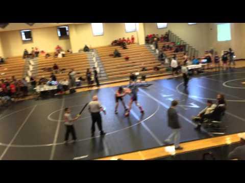 Bumpus Wrestling, Helena Tournament Match 3