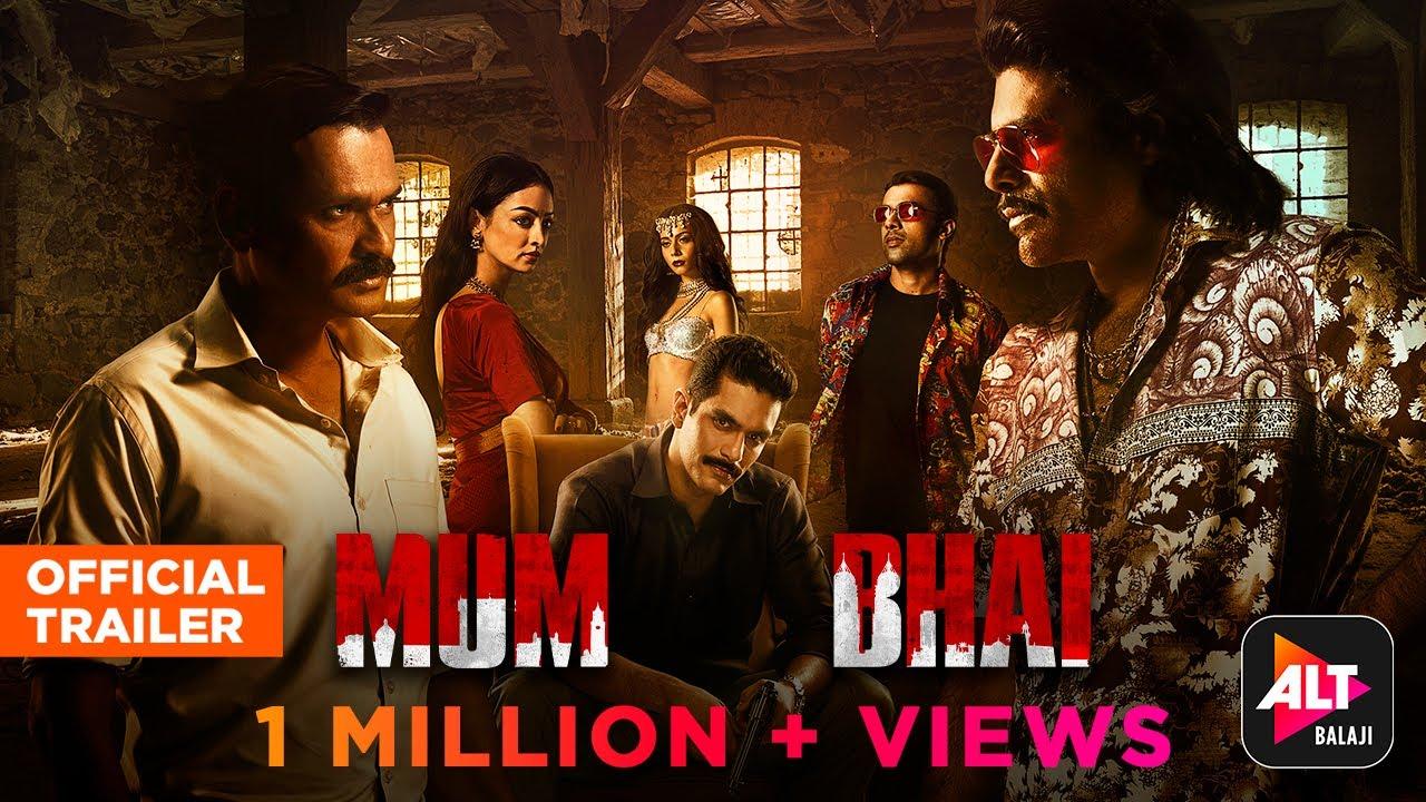 Download Mum Bhai   Official Trailer   Starring Angad Bedi, Sandeepa Dhar, Sikandar Kher   ALTBalaji