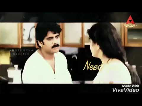 Manmadhudu heart touching scene