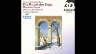 Johann Sebastian Bach - Alio modo. Fuga a 2 Clav. Contrapunctus 13, Inversus BWV 1080