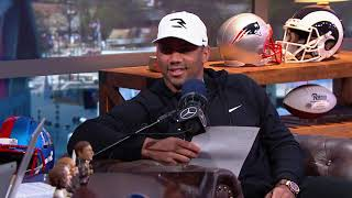 Russell Wilson Talks Seahawks' Season, Brady, Eminem & More w/Dan Patrick | Full Interview | 1/31/19