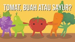 Tomat: Buah Atau Sayur?