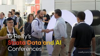 O'Reilly Strata Data and AI Conference 2020