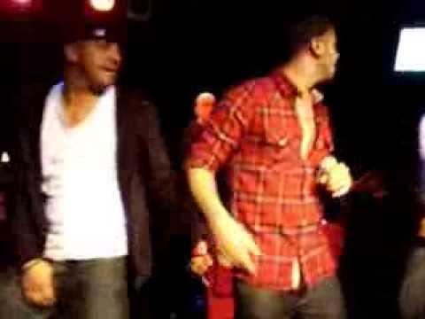 Danny Fernandes  Private Dancer  @ Hollys Night Club