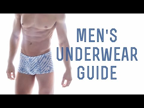 ca2959d49 Men s Underwear Guide — Gentleman s Gazette