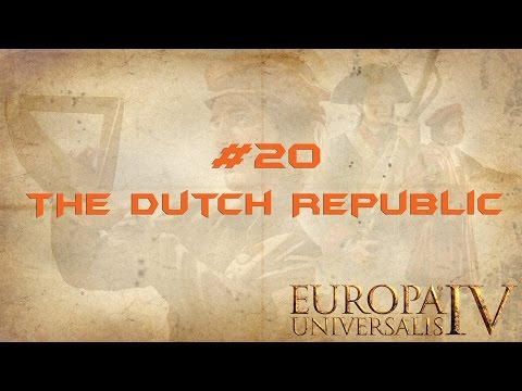 Europa Universalis IV Common Sense: The Dutch Republic  20