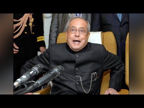 President Pranab Mukherjee's salary is less than cabinet secretary | वनइंडिया हिन्दी