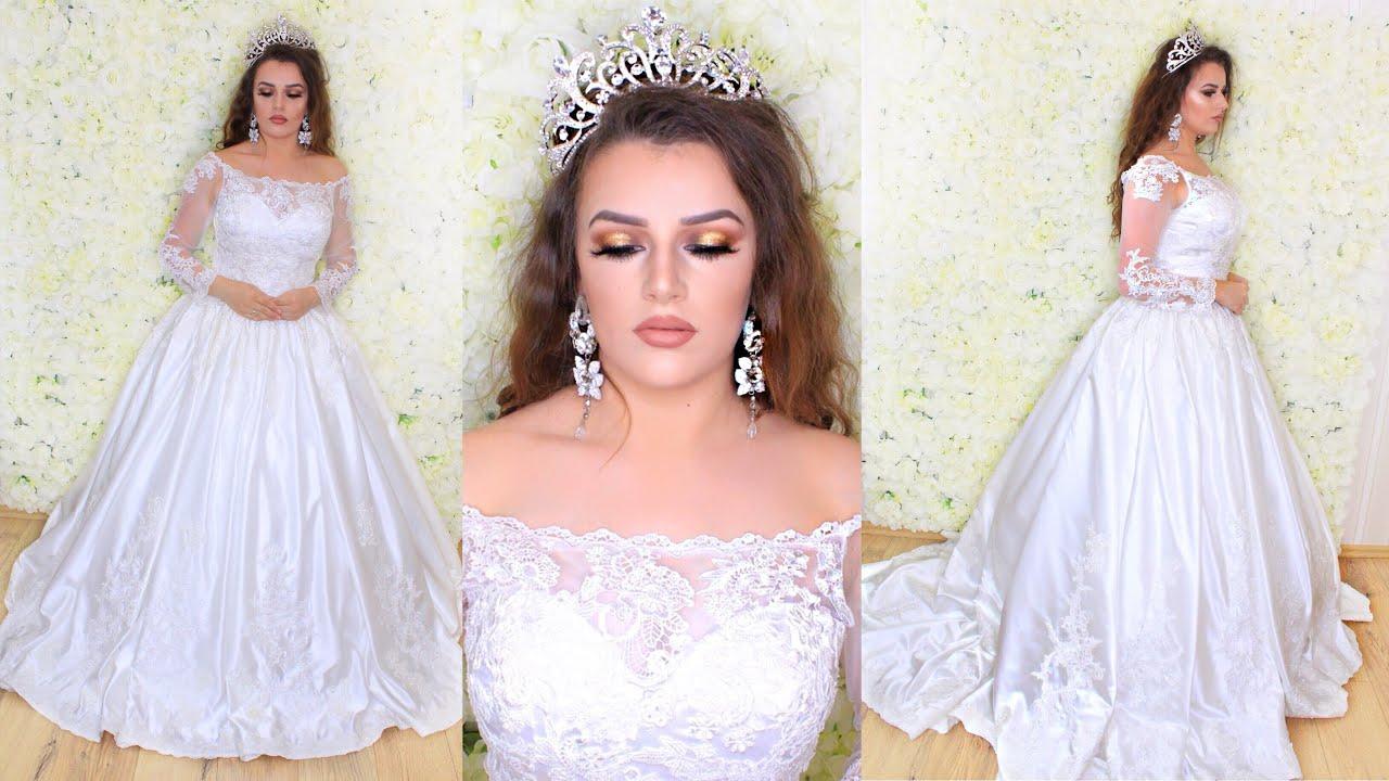 So wird man zur Nuse 👰🏼 albanische Braut - dress by Tidebuy