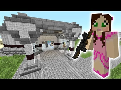 Minecraft: SCIENCE LAB OF MADDNESS MISSION - The Crafting Dead [48]