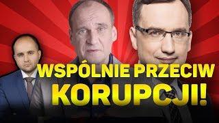 Ziobro i Kukiz przeciw korupcji! Nowa ustawa mocnym biczem na przestępców!