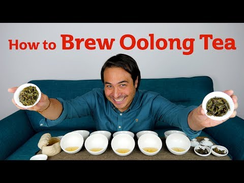 BALL VS STRIP - HOW TO BREW OOLONG TEA