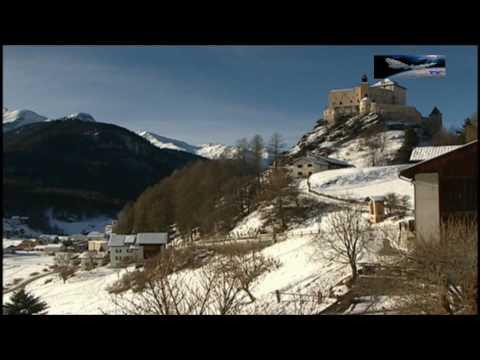 Schweiz - Graubünden - Part 3 von 4 - Tarasp-Schloss-Davos-Sertig-Klosters