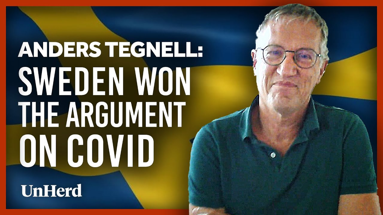 Download Anders Tegnell: Sweden won the argument on Covid