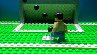 Lesson on Lego Animation of Hitting the Ball in Sony Vegas Pro 13